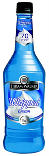 Hiram Walker Liqueur Whipped Cream 750ml